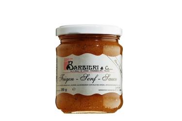 Feigensenf - Sauce, pikant-süß