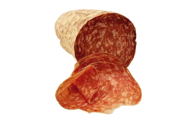 Finocchiona sbriciolona - Fenchelsalami mit langer Reifung