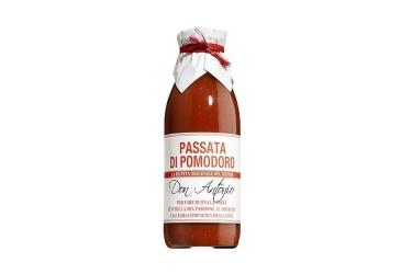 Passata di pomodoro - Passierte Tomaten
