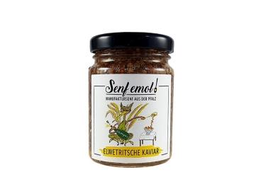 Senf aus der Pfalz - Elwetritsche Kaviar